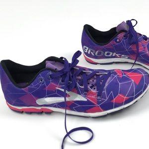 Brooks Mach 16 Lavender Running Sneakers